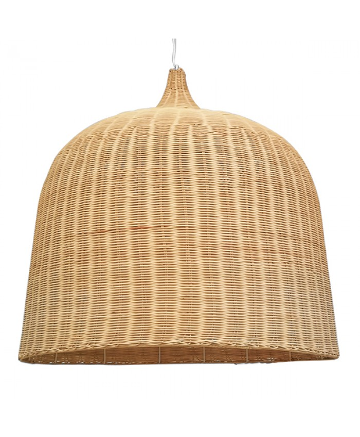 HANGING LAMP Rattan Φ90 Diommi IVORY 01570