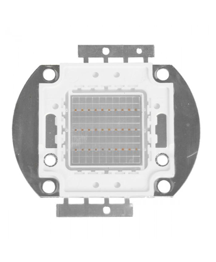 Υψηλής Ισχύος COB LED BRIDGELUX 30W 32V 1800lm Κόκκινο Diommi 46308
