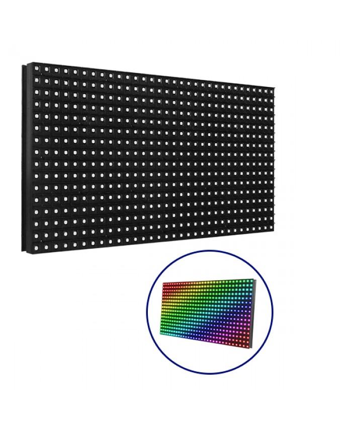 Ανταλλακτικό Panel Module P10 SMD 2835 32x16cm για Κυλιόμενη Πινακίδα LED RGB Αδιάβροχο IP65 Diommi 91105