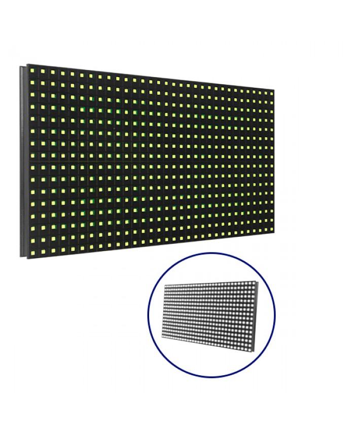 Ανταλλακτικό Panel Module P10 SMD 2835 32x16cm για Κυλιόμενη Πινακίδα LED Λευκό Αδιάβροχο IP65 Diommi 91102