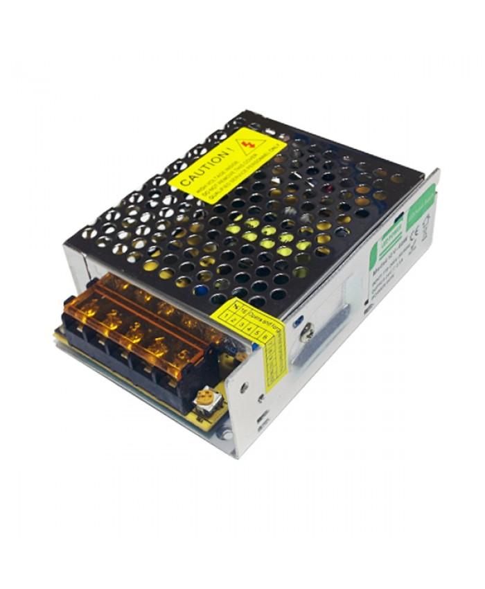 LED Ρυθμιζόμενο Τροφοδοτικό DC Switching 60W 12V 5 Ampere IP20 Diommi 05830