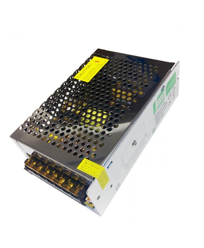 LED Ρυθμιζόμενο Τροφοδοτικό DC Switching 200W 12V 16.5 Ampere IP20 Diommi 68730