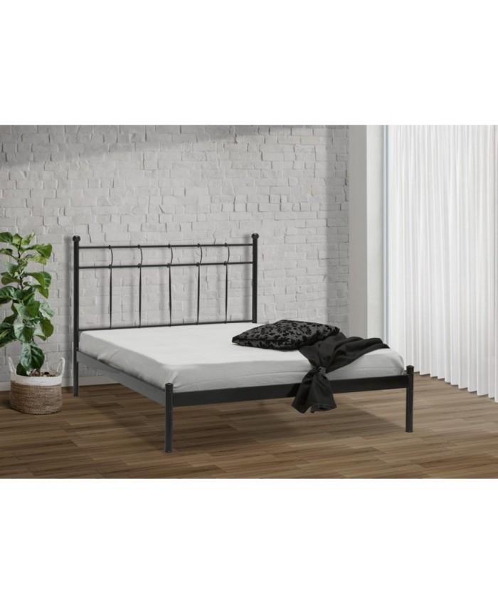 """Bed """"LYDA"""" 90x190/200cm DIOMMI (30-017)"""