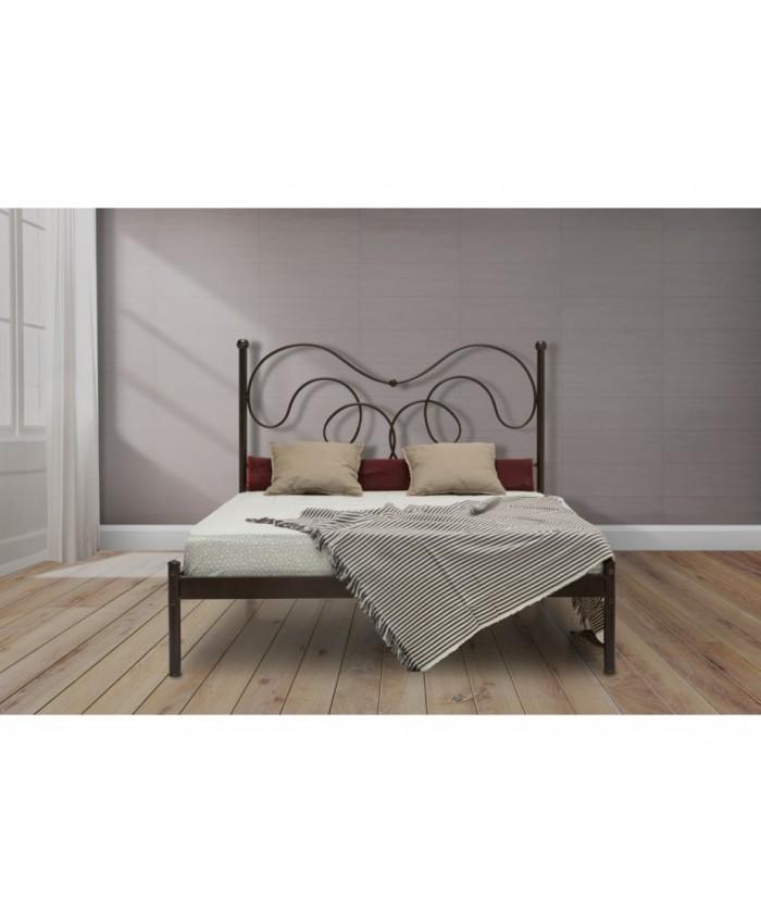 """Bed """"AGIS"""" 140x190/200cm DIOMMI (30-028)"""