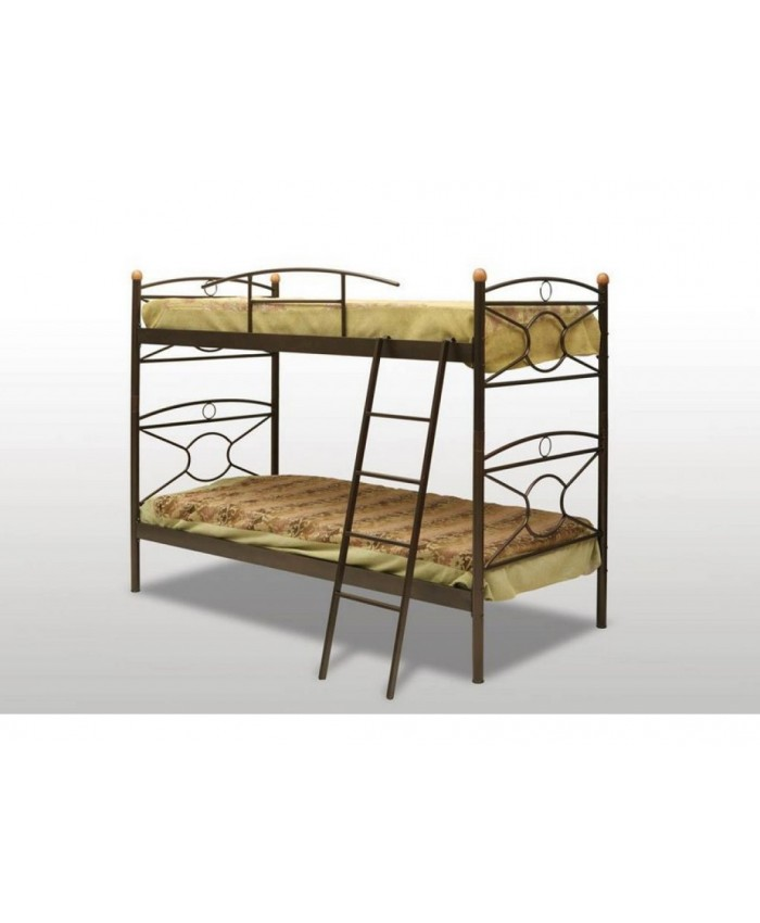 "Bunk bed ""KRIKOS"" 90x190 / 200cm DIOMMI (30-012)"